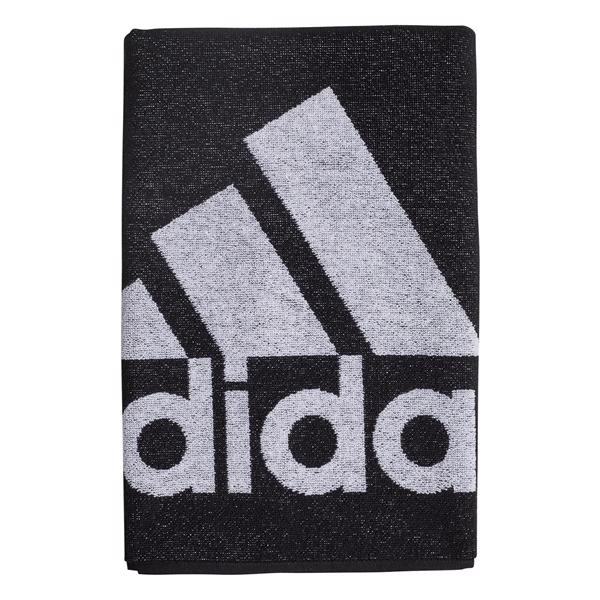 adidas Towel SMALL, BLACK/WHITE