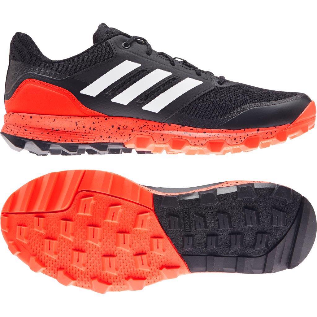 adidas Flexcloud 2.1 BLACK Hockey Shoes