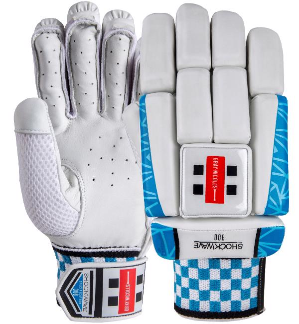 Gray Nicolls Shockwave 300 Batting Gloves JUNIOR