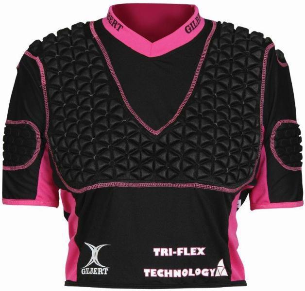Gilbert Triflex Womens XP3 Rugby Body Armour