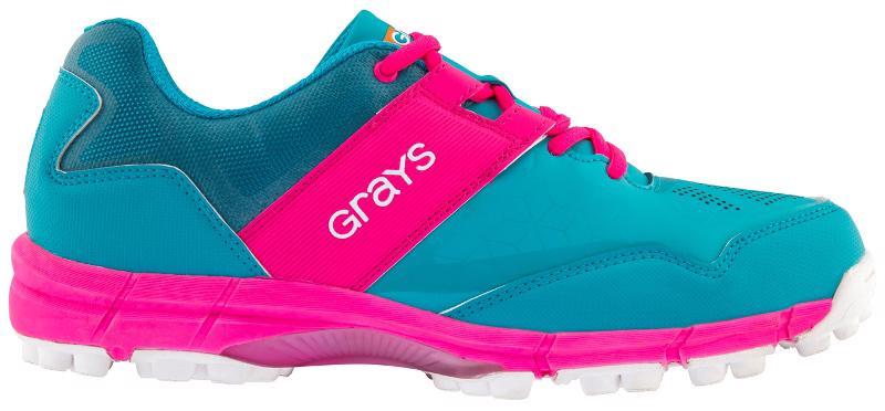 Grays Flash Hockey Shoes WOMENS AQUA