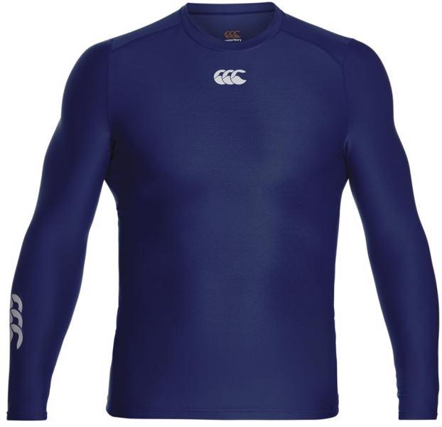 Canterbury Thermoreg Baselayer L/S Top NAVY