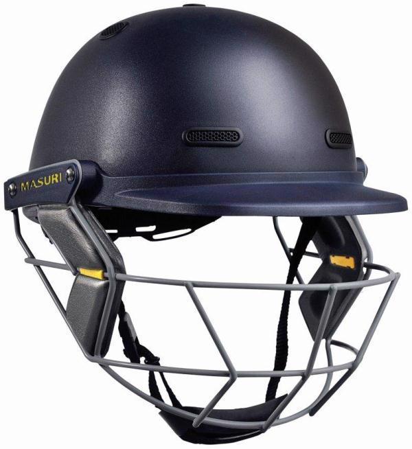 Masuri Vision Series CLUB Cricket Helmet STEEL GRILLE JUNIOR