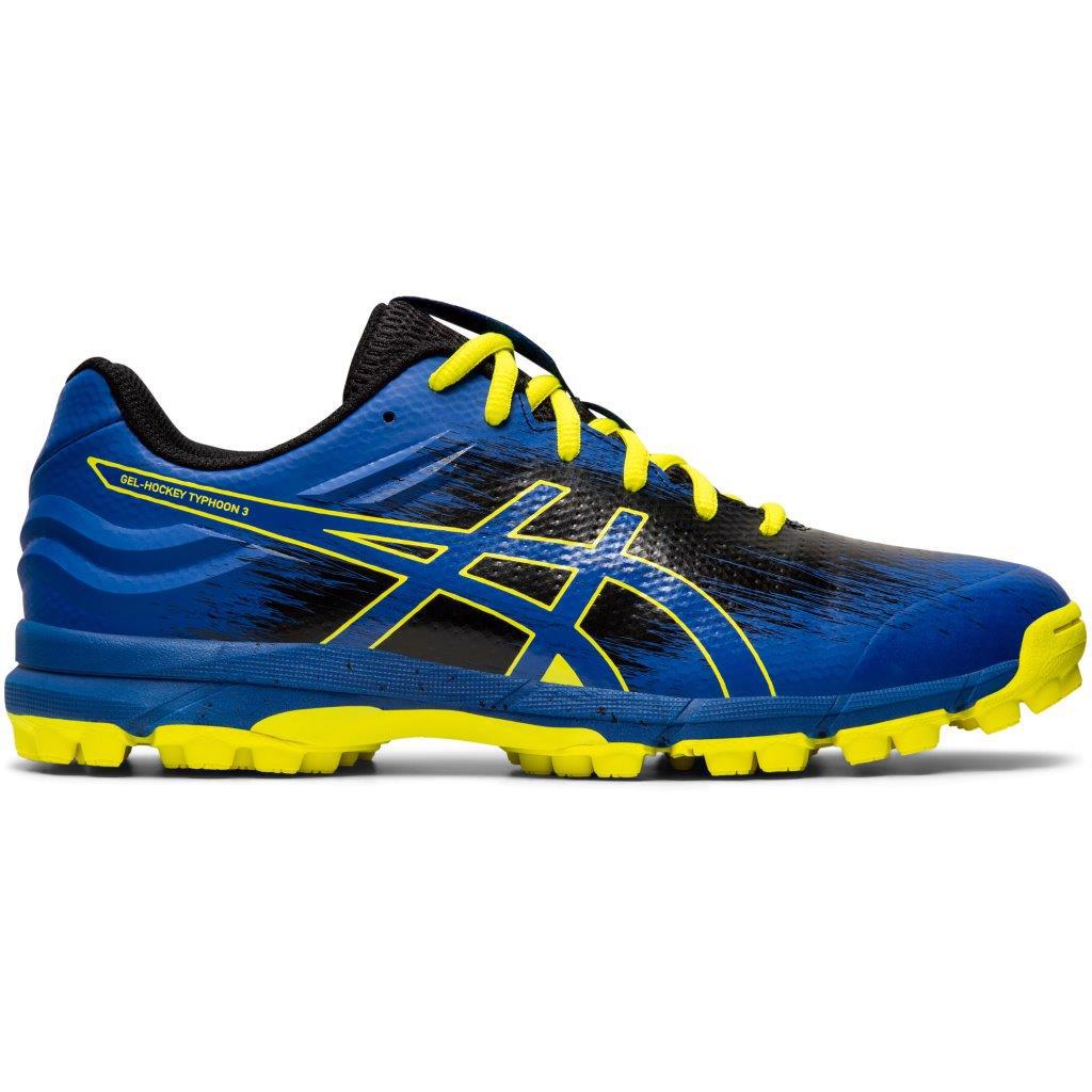 Asics GEL-Hockey Typhoon 3 MENS Hockey Shoes ASICS BLUE