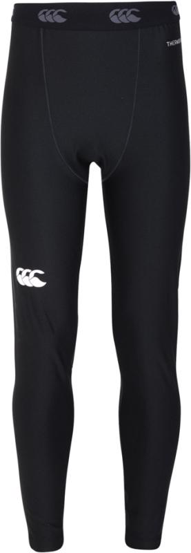 Canterbury Thermoreg Baselayer Leggings BLACK JUNIOR