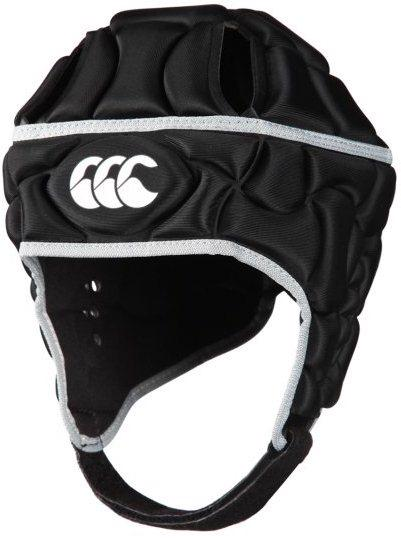 Canterbury Club Plus Rugby Headguard, BLACK, JUNIOR