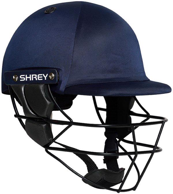 Shrey Armor Cricket Helmet MILD STEEL Grille JUNIOR