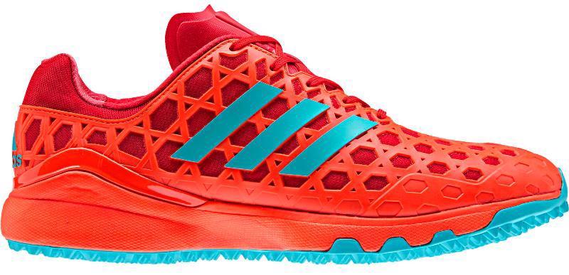 adidas adizero Hockey Shoes RED