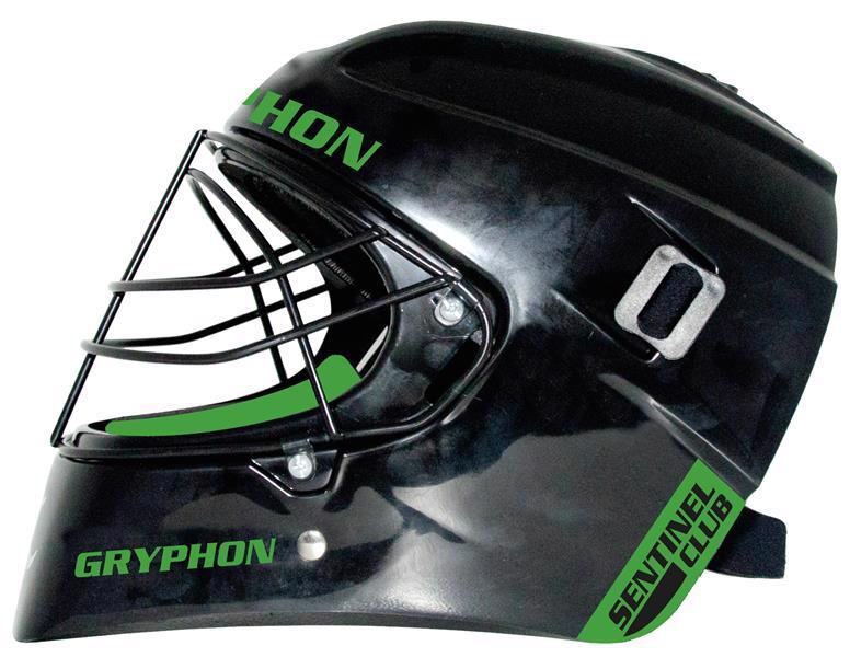 Gryphon Sentinel Club Hockey GK Helmet