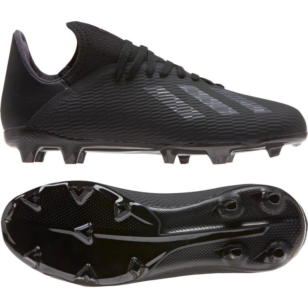 adidas X 19.3 FG J Football Boots BLACK, JUNIOR