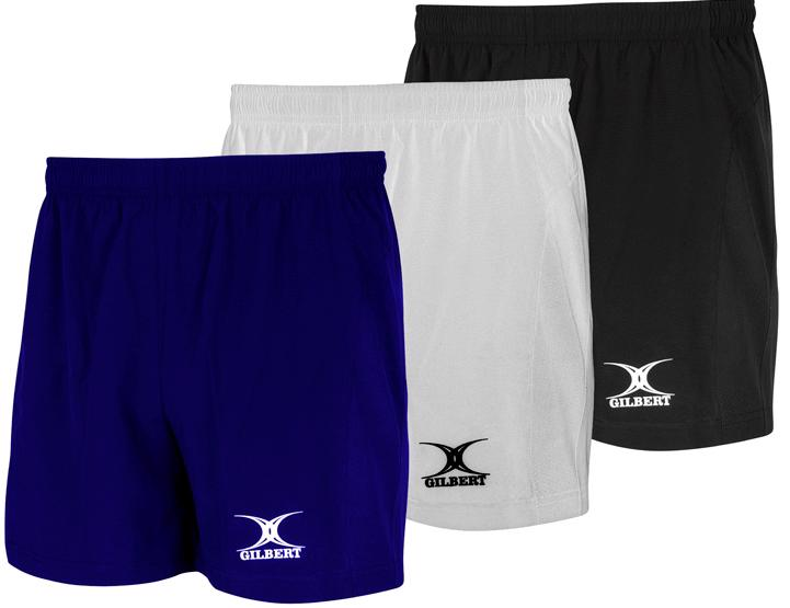 Gilbert Virtuo Rugby Match Shorts