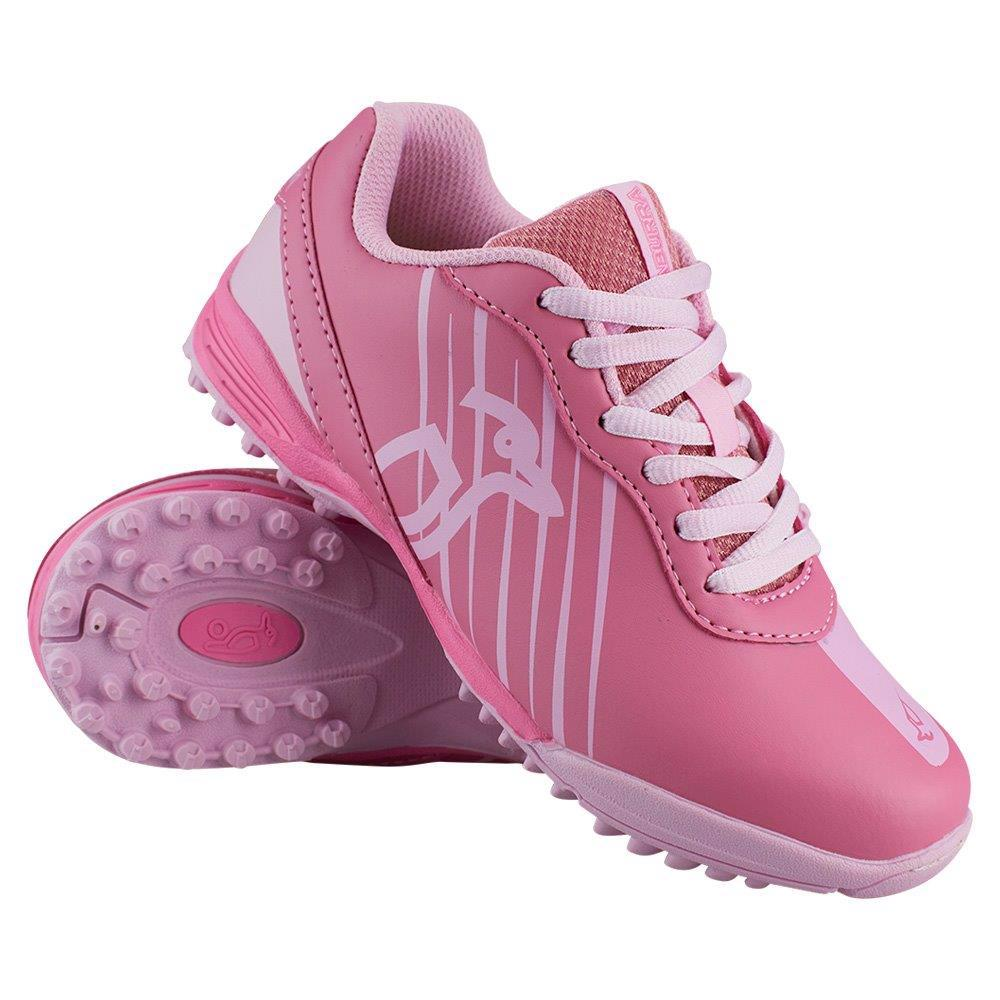 Kookaburra NEON Hockey Shoes PINK, JUNIOR