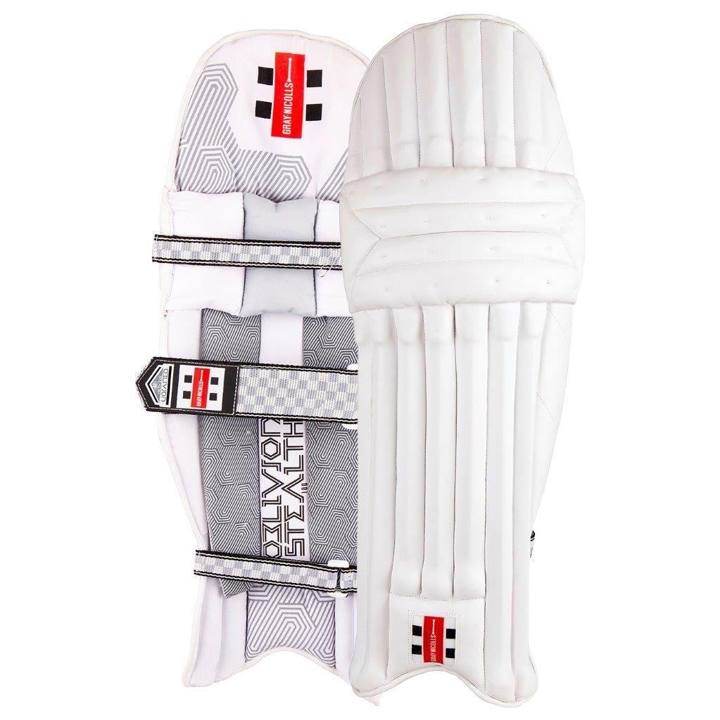 Gray Nicolls Oblivion Stealth 100 Batting Pads JUNIOR