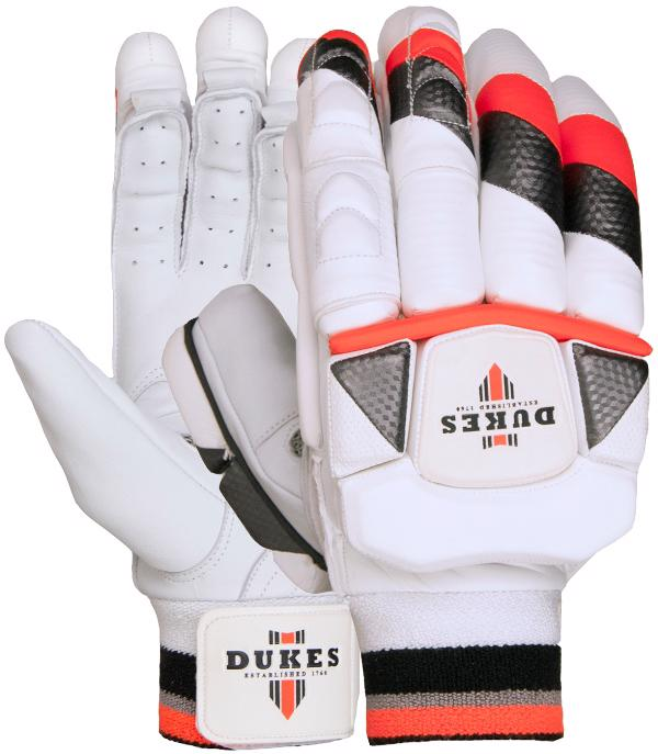 Dukes Custom Pro Cricket Batting Gloves