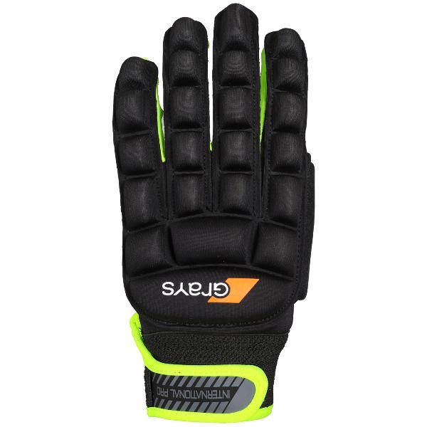 Grays International Pro Hockey Glove YELLOW