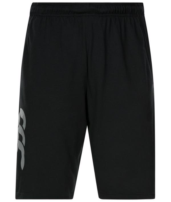 Canterbury Vapodri Cotton Shorts BLACK