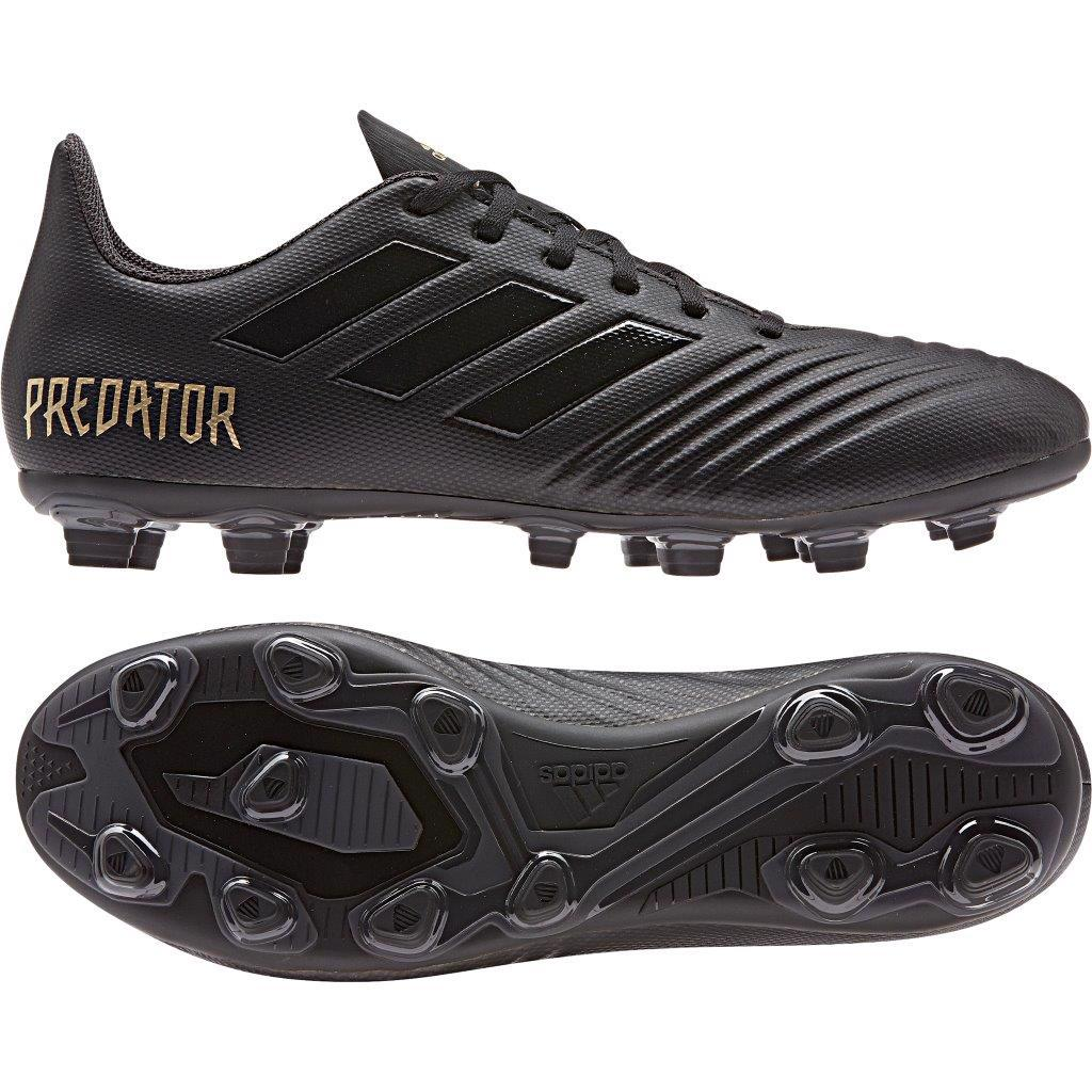 adidas PREDATOR 19.4 FG Football Boots BLACK
