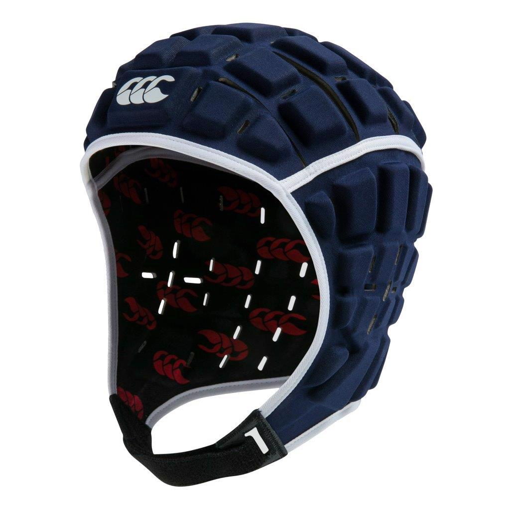 Canterbury Reinforcer Rugby Headguard NAVY