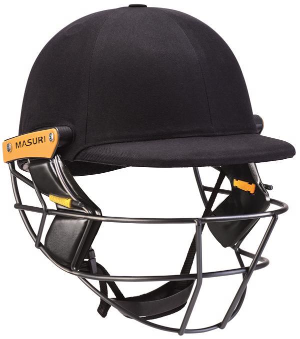 Masuri T LINE Cricket Helmet TITANIUM Grille