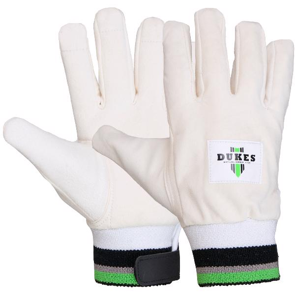 Dukes Chamois Padded Cricket WK Inner Gloves