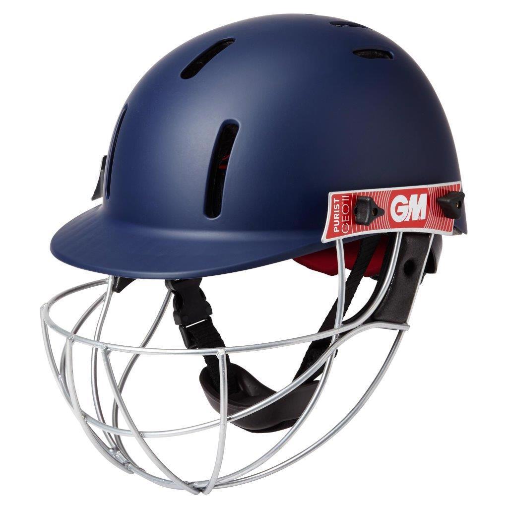 Gunn & Moore PURIST Geo II Cricket Helmet JUNIOR