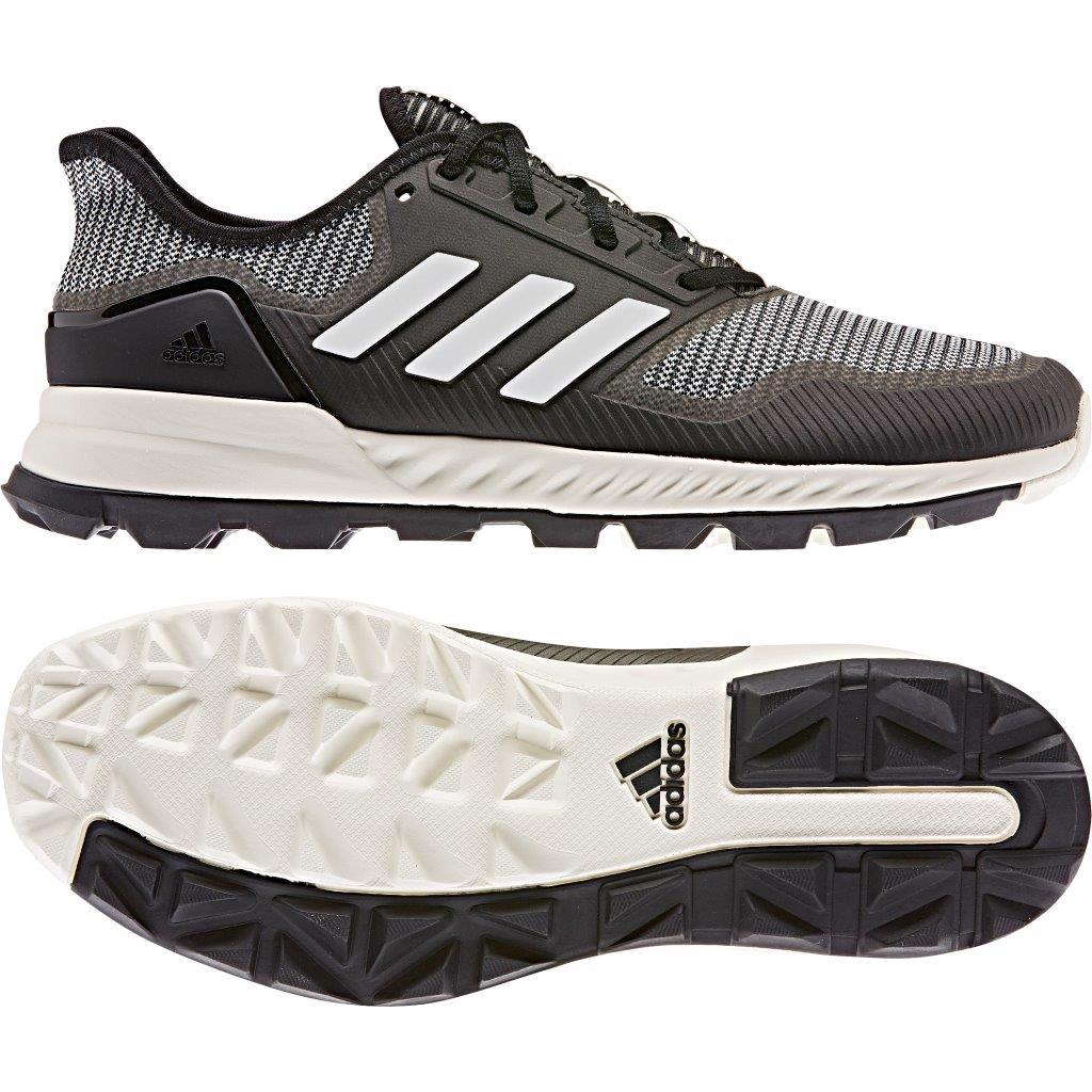 adidas adiPOWER Hockey Shoes BLACK