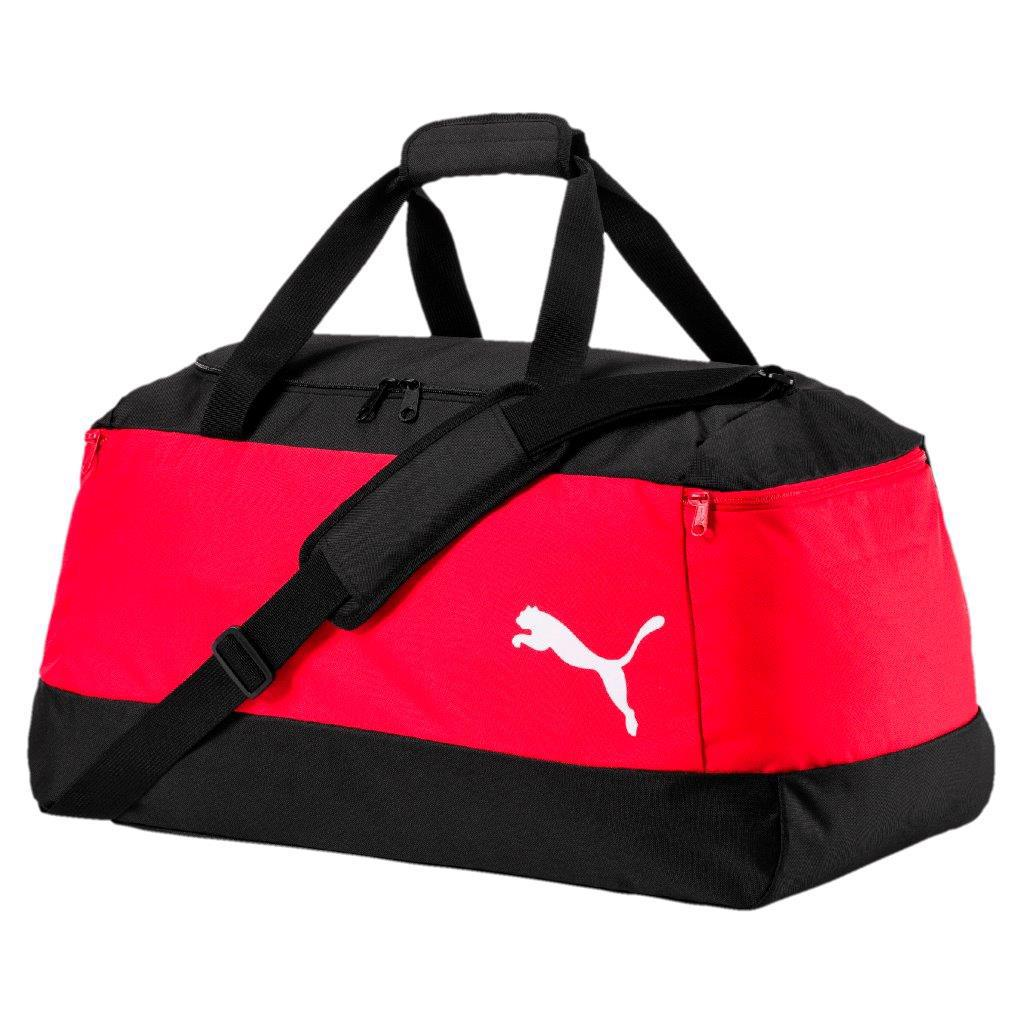 Puma Pro Training II Medium Bag RED/BLACK
