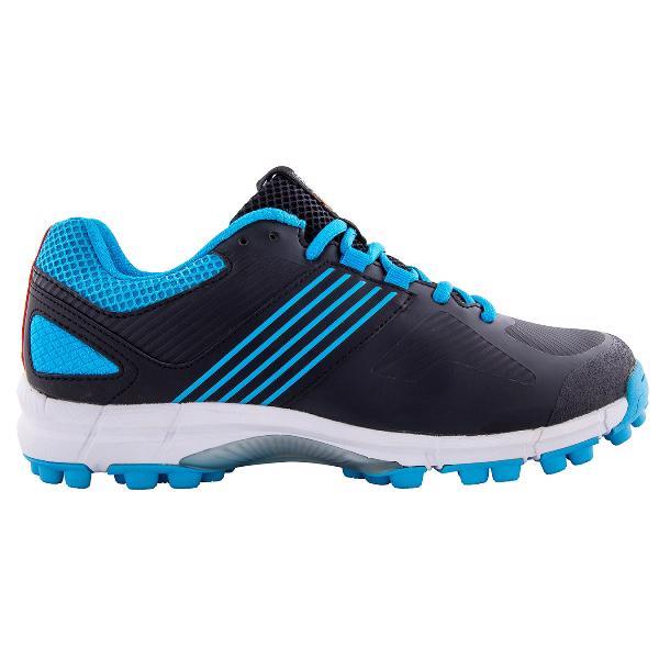 Grays Flash 2.0 Hockey Shoe BLACK/BLUE, JUNIOR