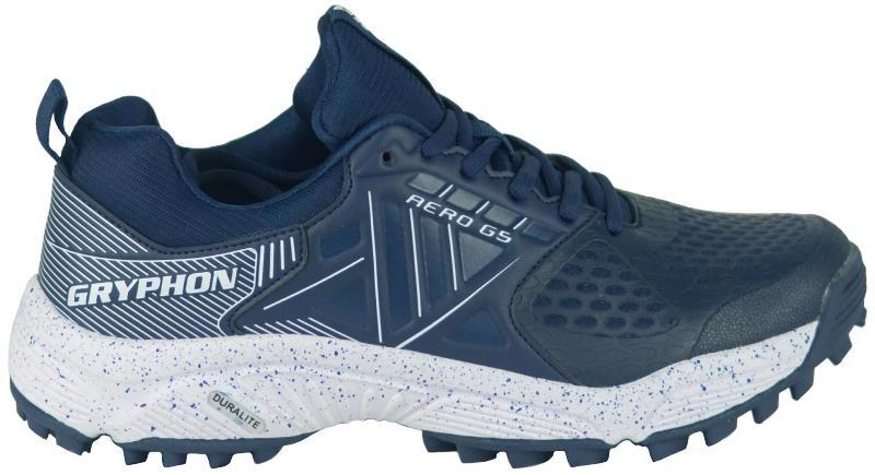Gryphon Aero G5 Hockey Shoes NAVY