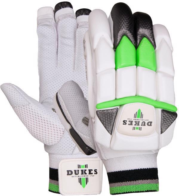 Dukes Test Pro Cricket Batting Gloves