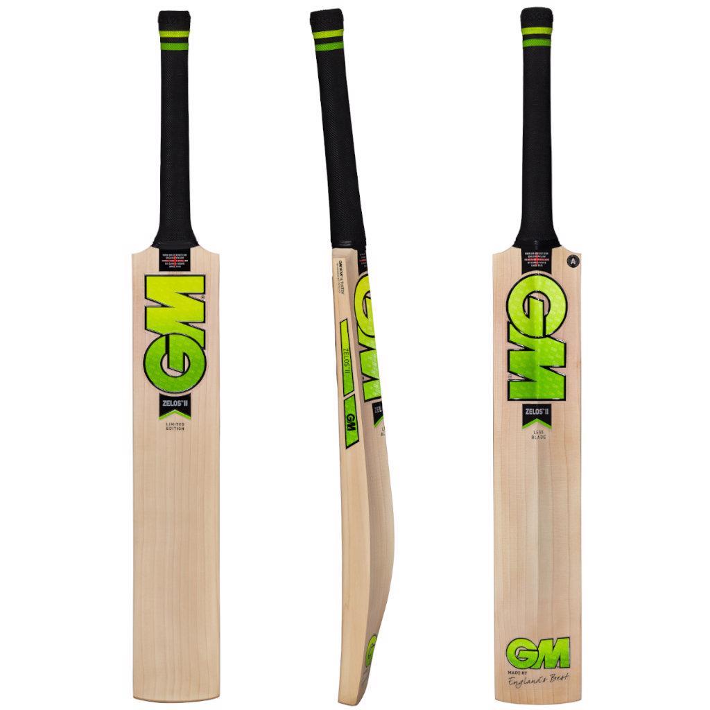 Gunn & Moore ZELOS II 808 Cricket Bat