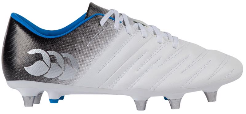 Canterbury Phoenix 2.0 SG Rugby Boots White