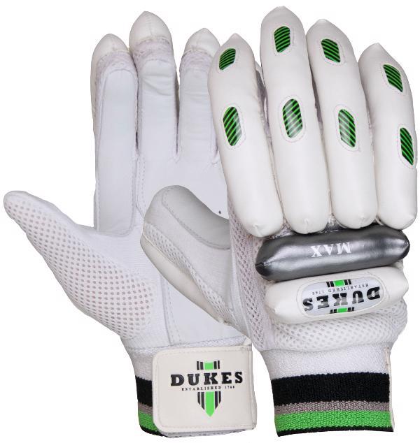 Dukes Max Cricket Batting Gloves JUNIOR