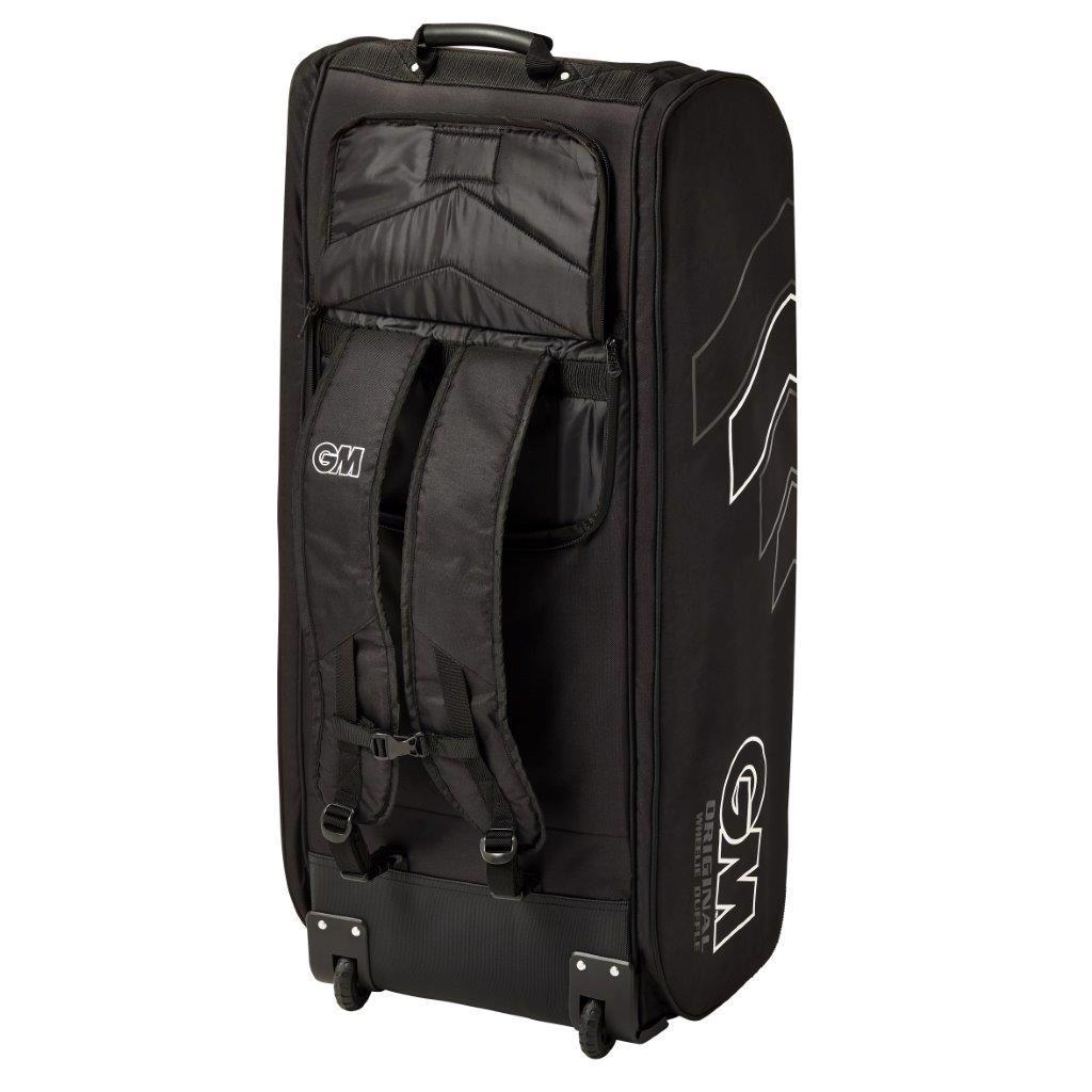 Gunn & Moore ORIGINAL Wheelie Duffle Bag