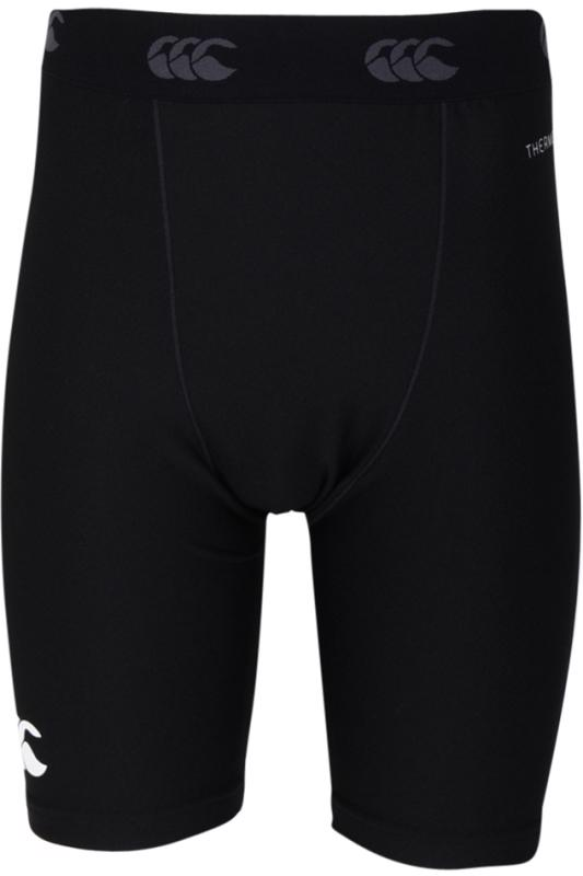 Canterbury Thermoreg Baselayer Shorts BLACK JUNIOR