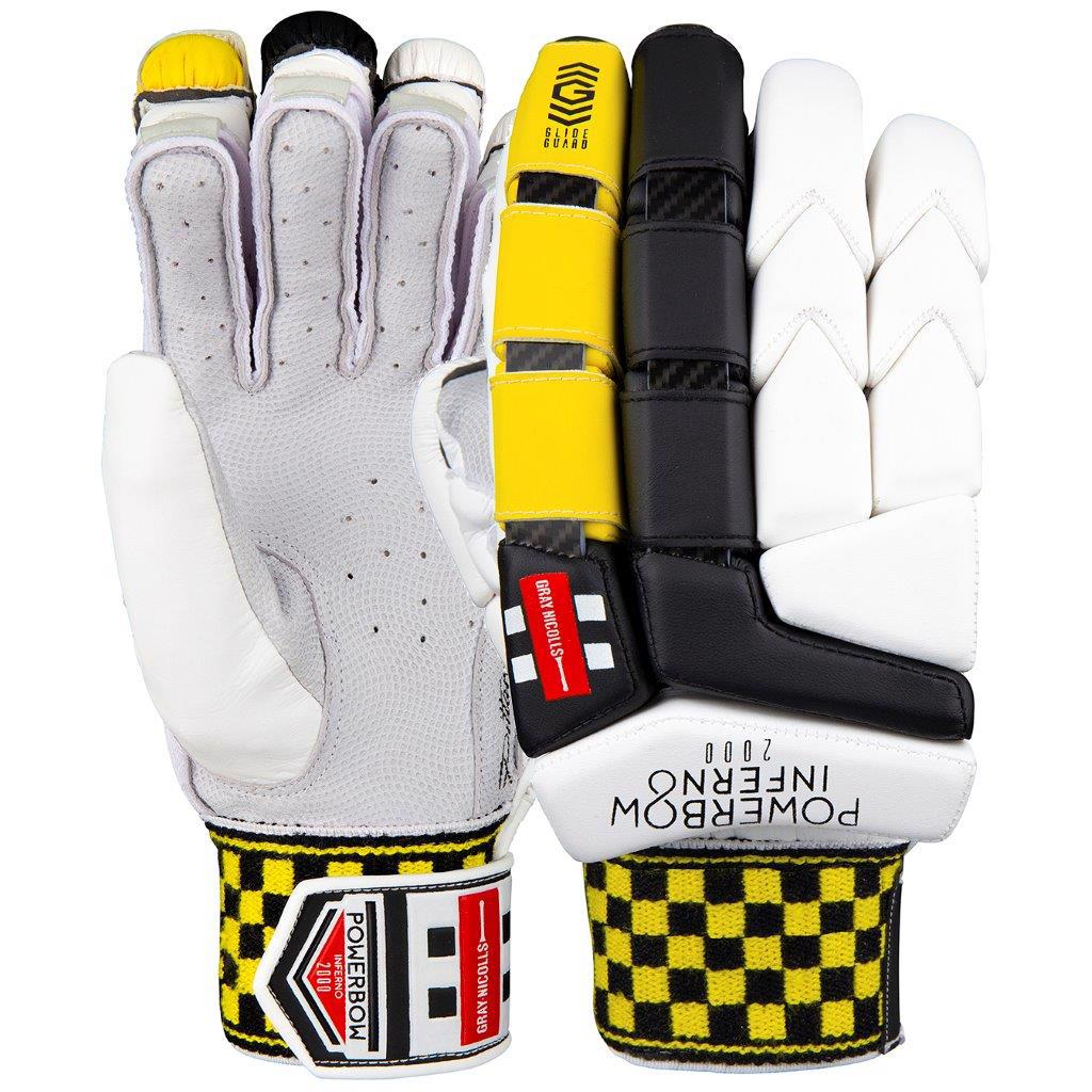 Gray Nicolls Powerbow Inferno 2000 Batting Gloves