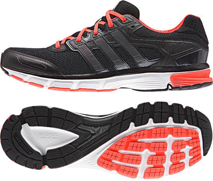 adidas Nova Cushion MENS Running Shoes BLACK
