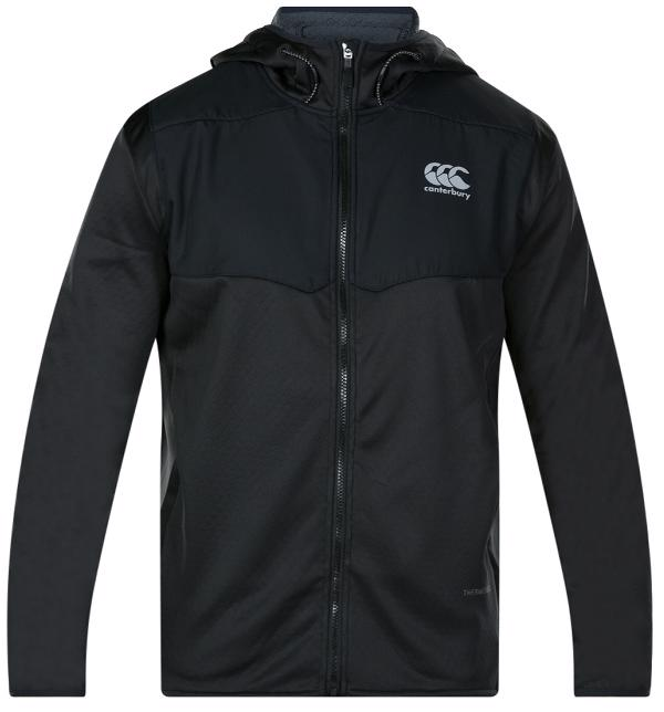 Canterbury Thermoreg Full Zip Hoody BLACK