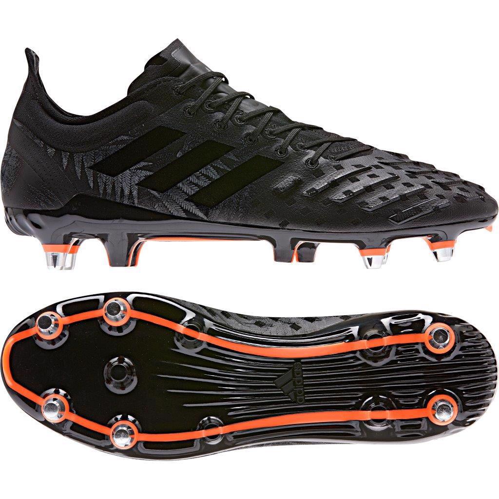 adidas PREDATOR XP SG Rugby Boots BLACK