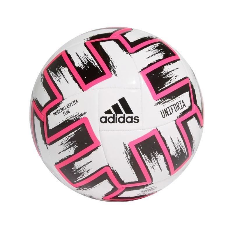 adidas Uniforia Club Football, WHITE/PINK