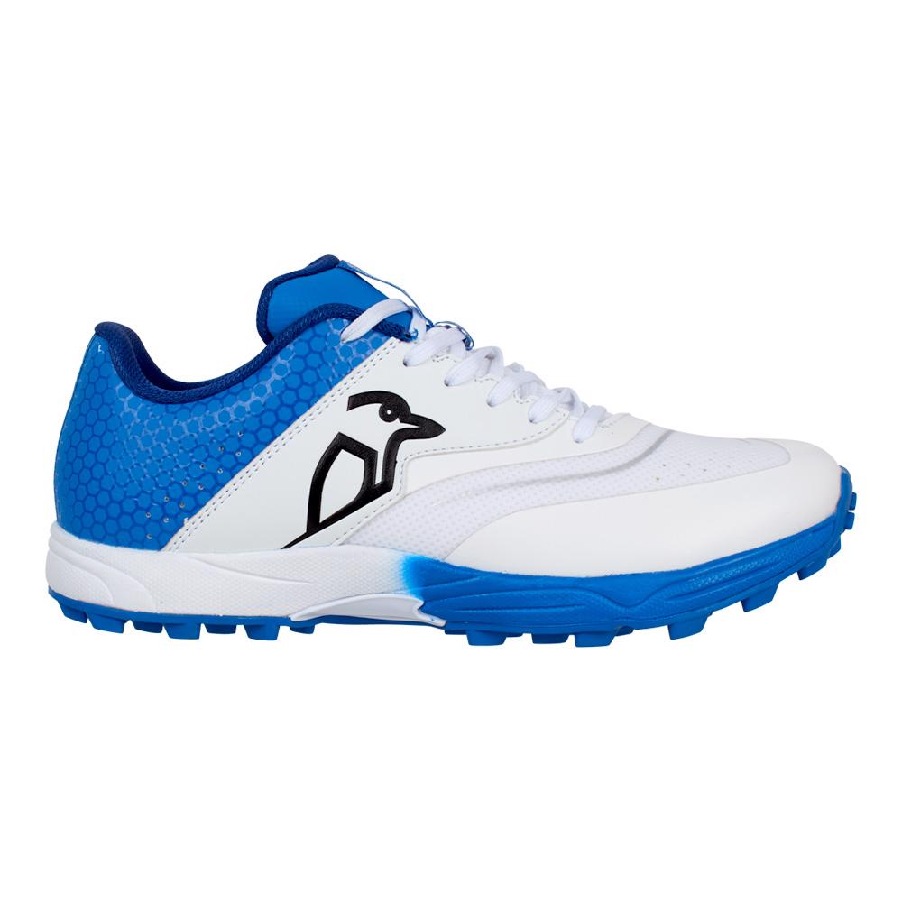 Kookaburra KC 2.0 Rubber Cricket Shoes BLUE