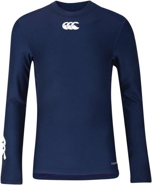 Canterbury Thermoreg Baselayer L/S Top NAVY JUNIOR