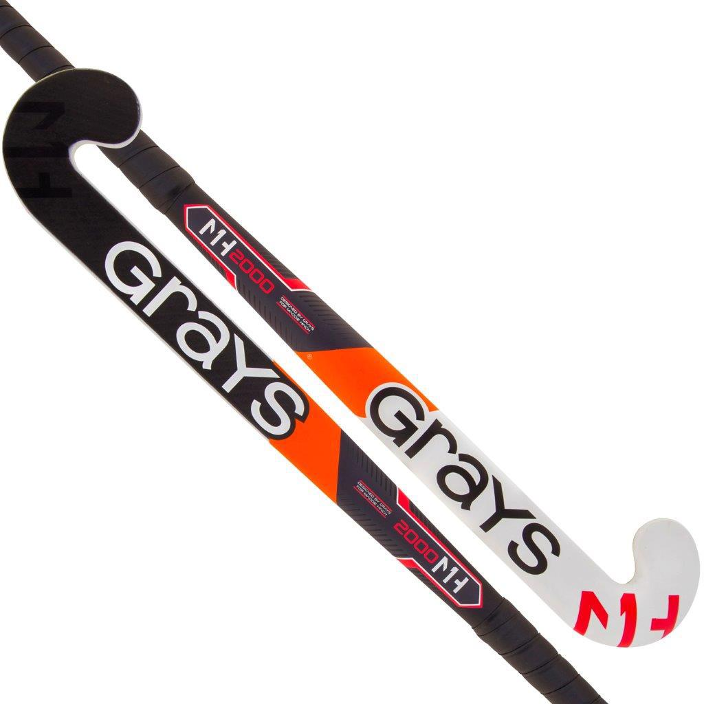 Grays MH1 GK2000 Ultrabow Micro Hockey Stick JUNIOR