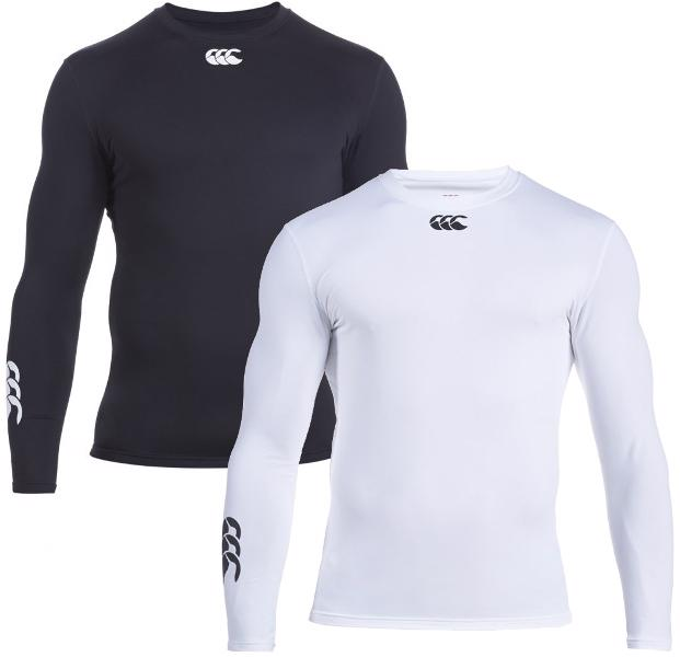 Canterbury Baselayer - COLD - Long Sleeve Under Shirt