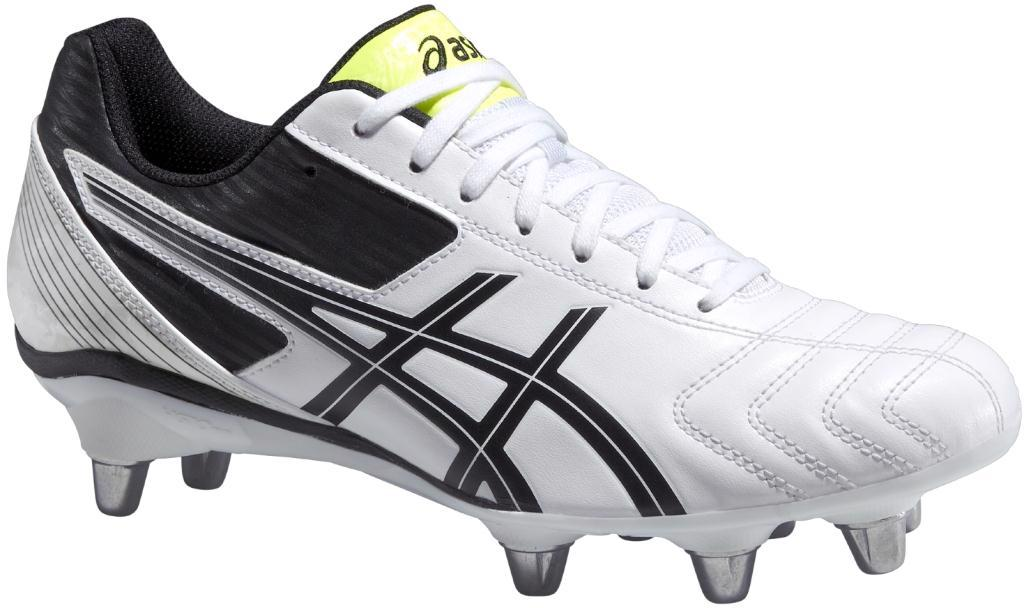 Asics Lethal TACKLE Rugby Boots WHITE