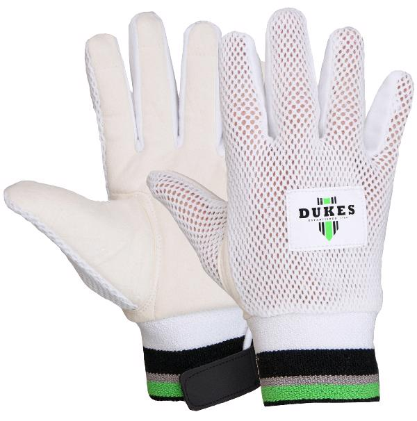 Dukes Chamois/Cotton Padded Cricket WK Inner Gloves
