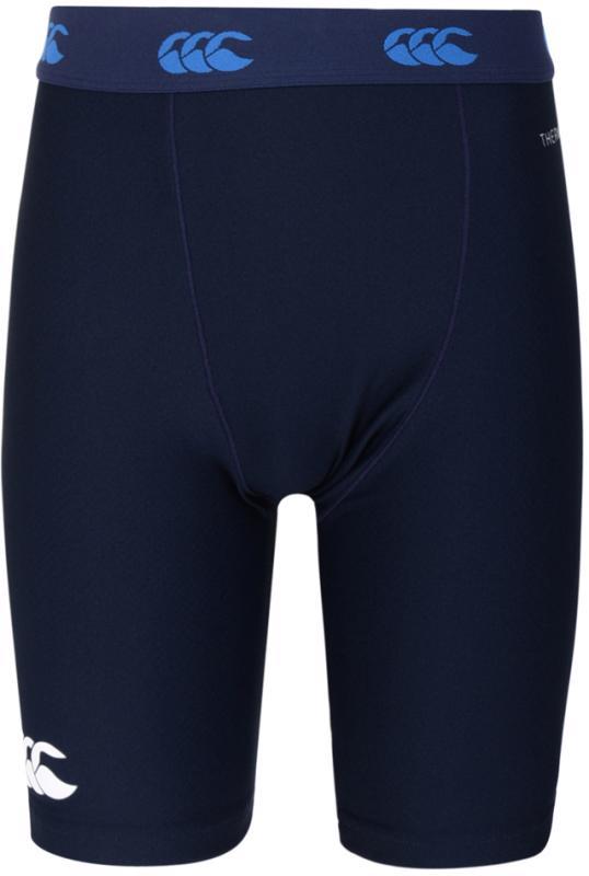 Canterbury Thermoreg Baselayer Shorts NAVY JUNIOR