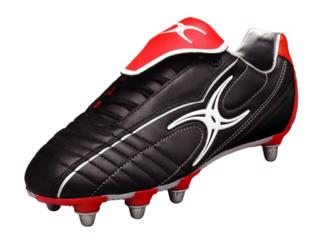 Gilbert Jink Pro Low Soft Toe Rugby