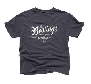 Onfire Vintage Morale Rugby T-shirt