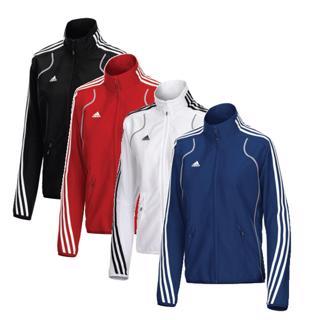 Adidas Womens T8 Team Jacket